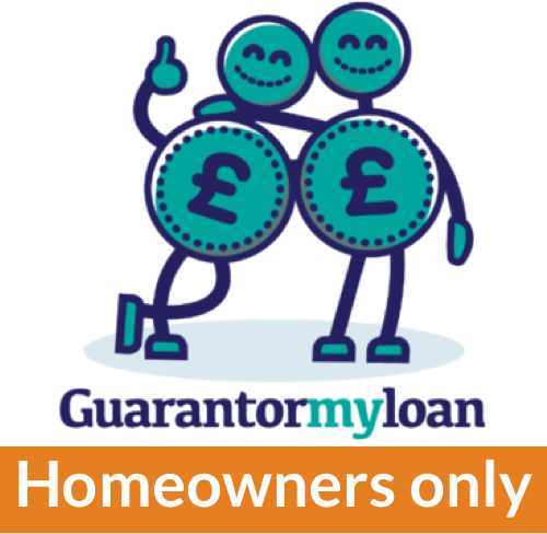 Guarantor My Loan (Homeowners only) logo