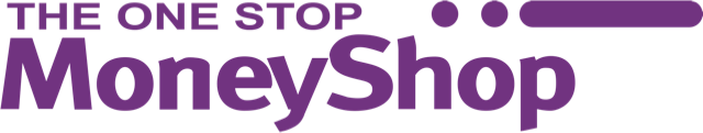 The One Stop Money Shop logo